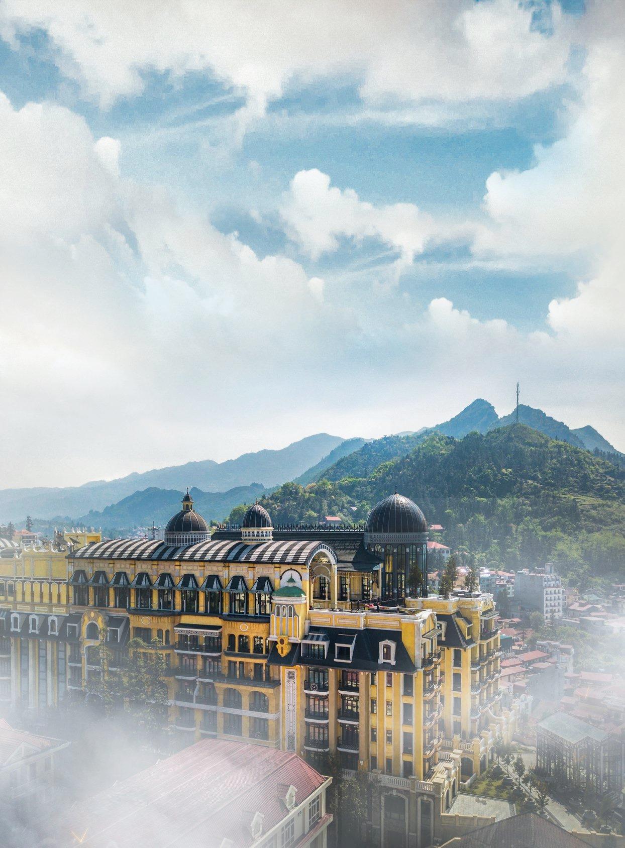 Vẻ đẹp tuyệt hảo của khách sạn Hotel De La Cupole Spa – Mgallery