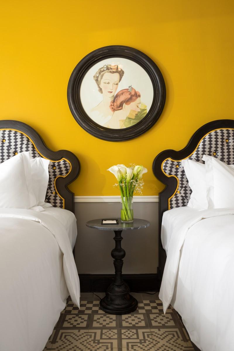 Phòng Superior Hai Giường Đơn gồm 2 giường ngủ, các tiện nghi trong phòng rất hiện đại và cực kỳ sang trọng