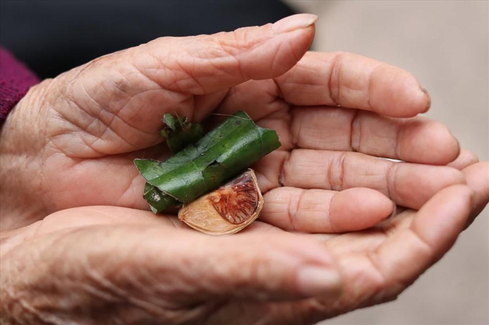 Tục ăn trầu là một nét đẹp văn hóa truyền thống của dân tộc