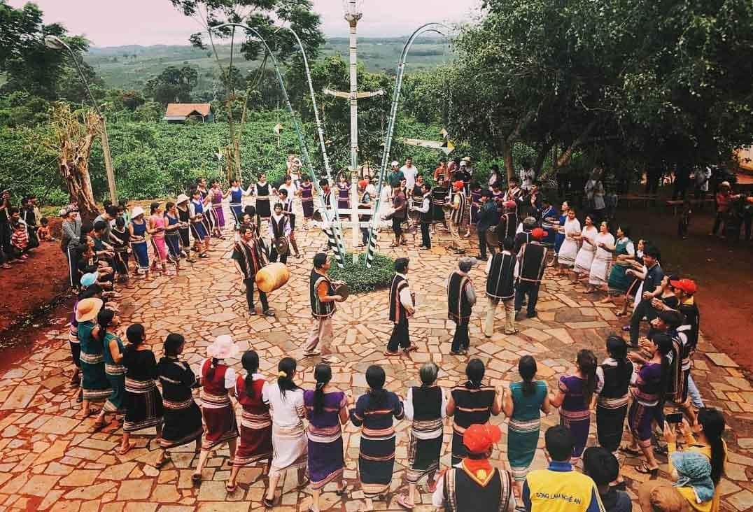 Đây là lễ hội lớn nhất trong năm ở khu vực Tây Nguyên, là nét văn hóa đặc sắc, quý giá của người dân nơi đây