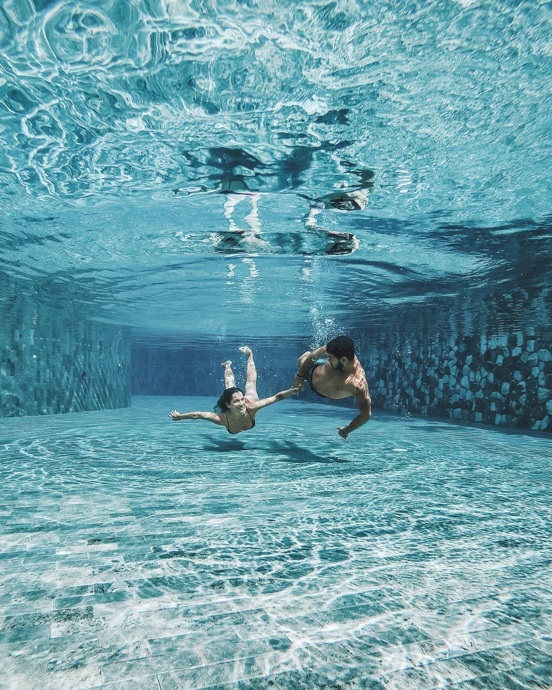 Hãy dành thời gian luyện tập nhiều để có được những bức hình dưới nước ưng ý. Hình: Sưu tầm