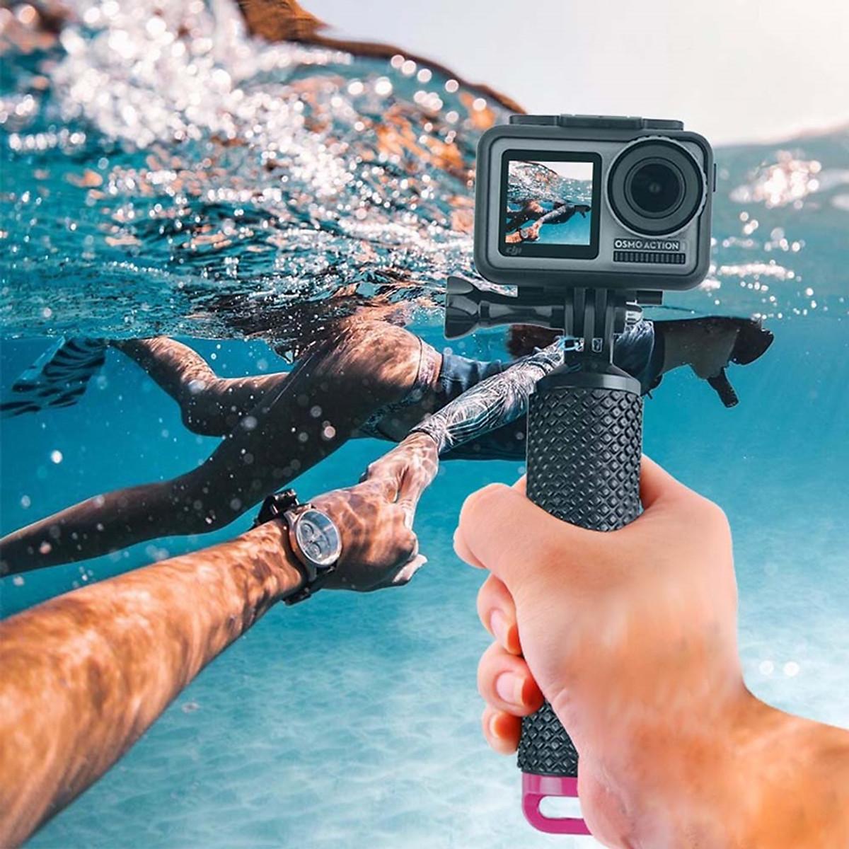 Hiện nay có khá nhiều thiết bị chuyên dụng dùng để chụp dưới nước. Hình: Sưu tầm