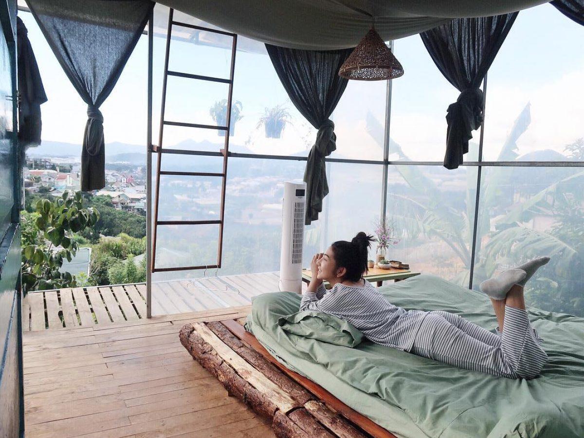 Chọn chỗ ngủ phù hợp. Hình: Internet