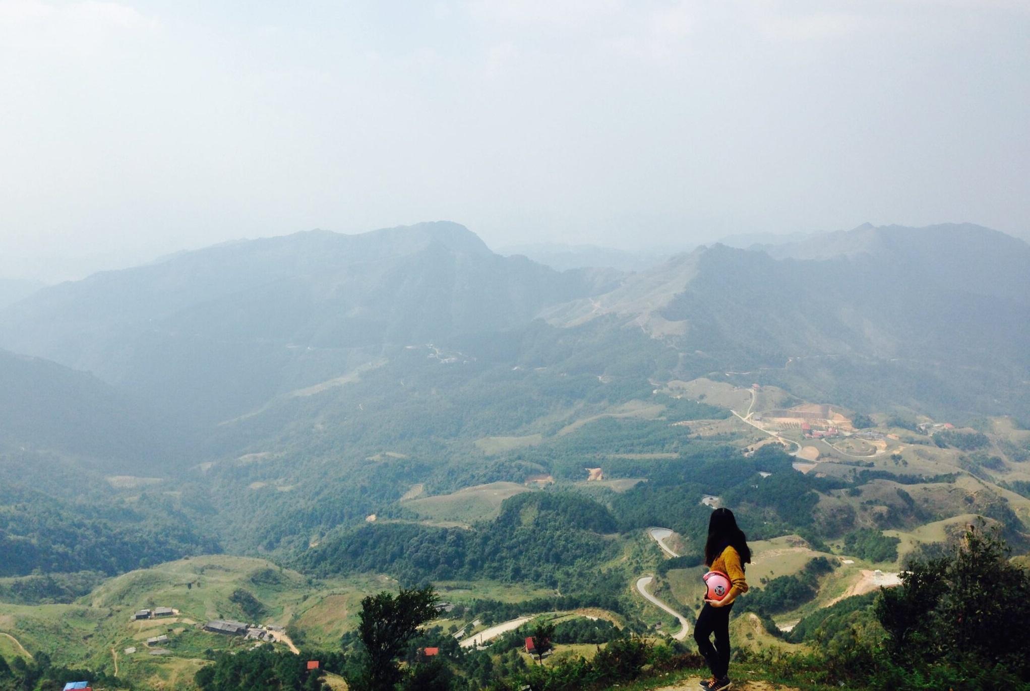 Đừng quên ghé thăm các bản làng khi du lịch Mẫu Sơn. Hình: Internet