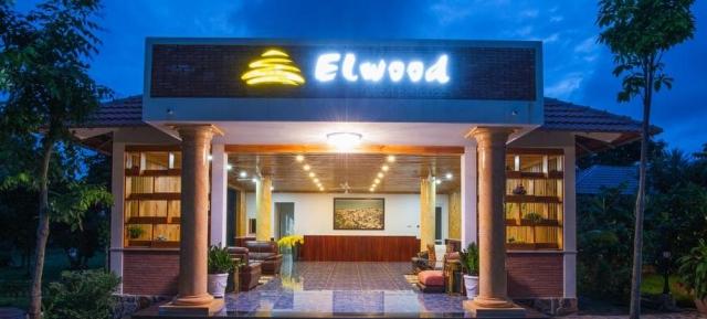 Sảnh tiếp đón khách của Elwood Premier Resort Phú Quốc. Ảnh: Internet