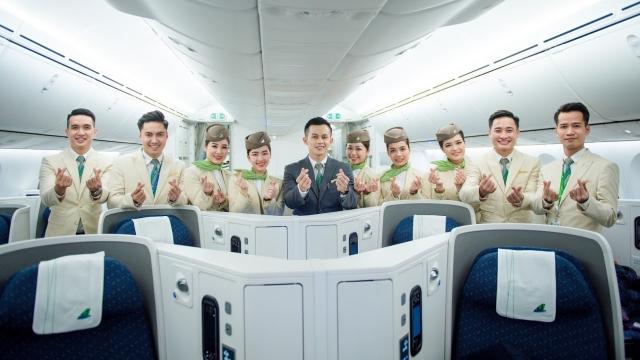 Bamboo Airways đang hoạt thành tốt mục tiêu ban đầu đề ra. Ảnh: Internet