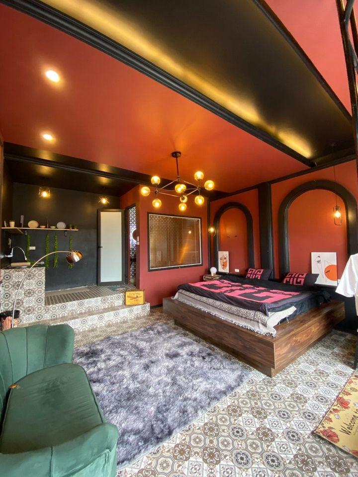 Phòng nghỉ tại Bee Home Sapa. Hình: Sưu tầm