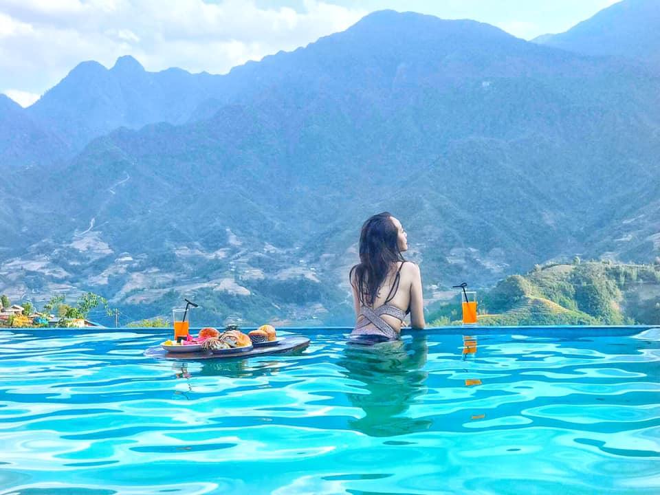 Top 5 Homestay Sapa có bể bơi đẹp