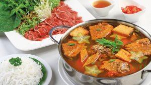 Top 10 món ăn mùa đông dễ gây nghiện nhất