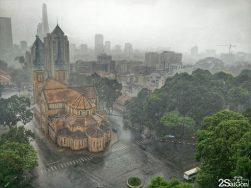 Mùa mưa ở Sài Gòn!!!