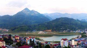 Những ngọn núi đẹp ở Lào Cai