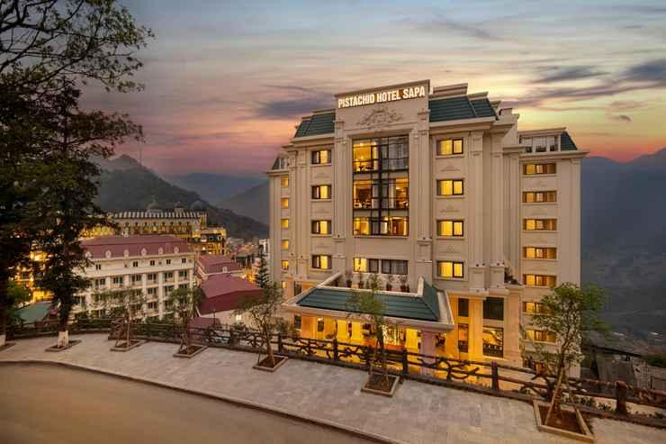 Review Pistachio hotel Sapa chi tiết