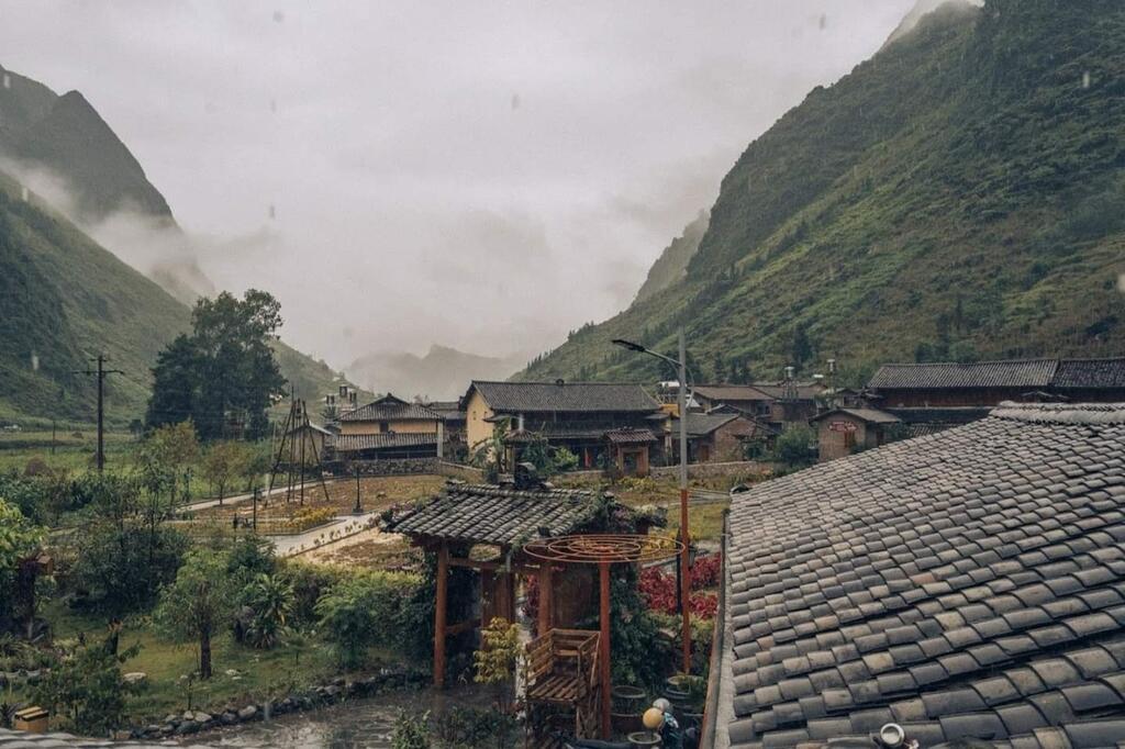 Meo Vac Clay House hòa quyện với thiên nhiên