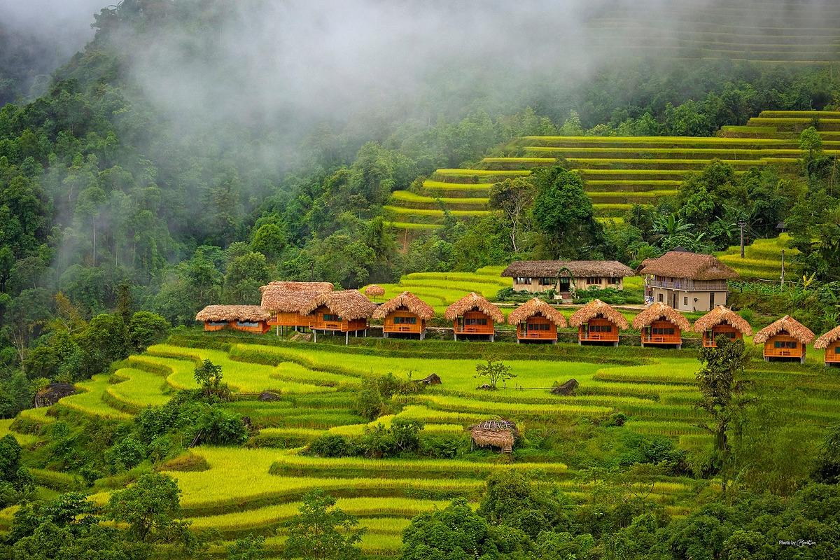 Toàn cảnh Hoang Su Phi Lodge