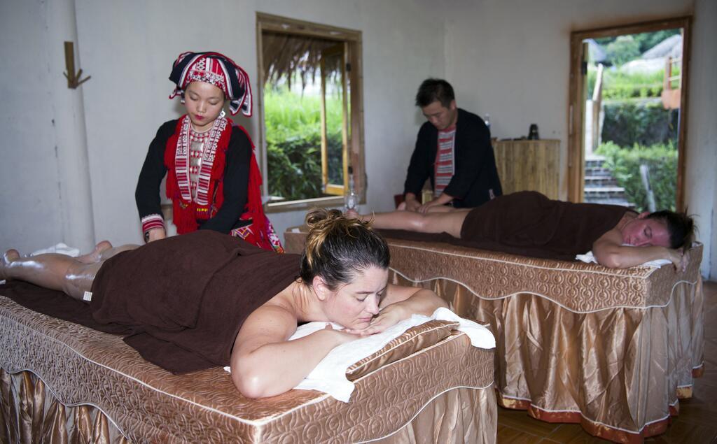 Thư giãn tại Hoang Su Phi Lodge