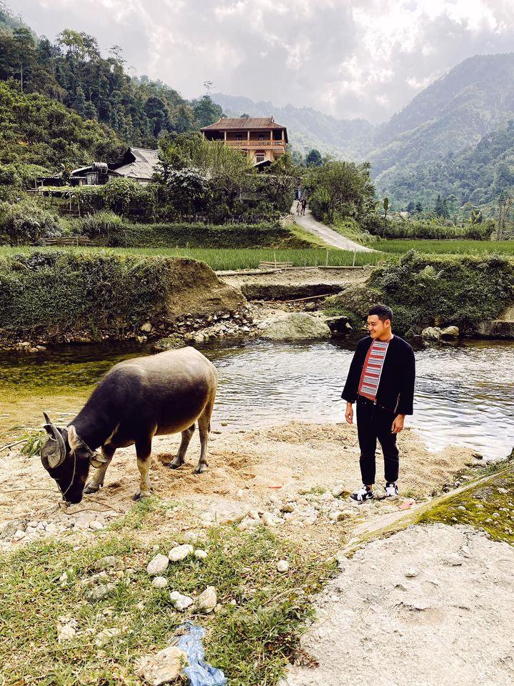 Trải nghiệm với thiên nhiên. Hình: Quang Vinh