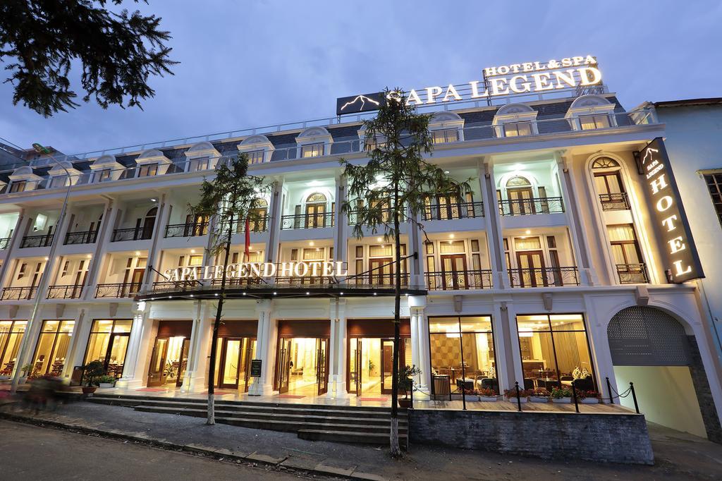 Toàn cảnh bên ngoài Sapa Legend Hotel & Spa