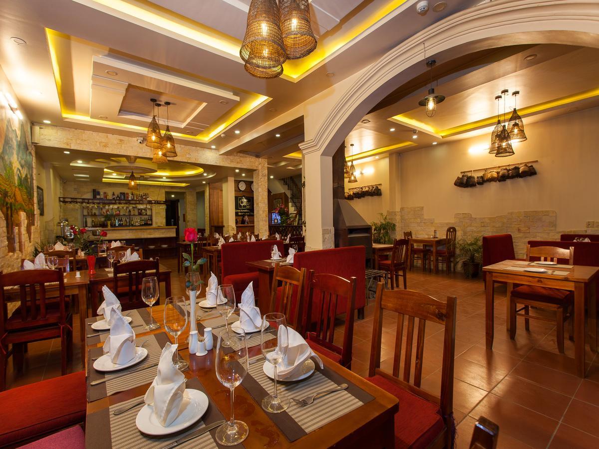 Nhà hàng của Sapa Centre Hotel