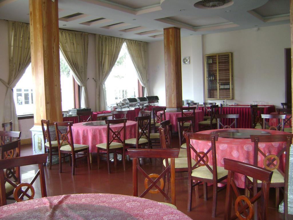 Nhà hàng tại Sapa Hotel
