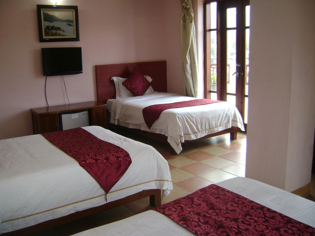 Phòng nghỉ tại Sapa Hotel