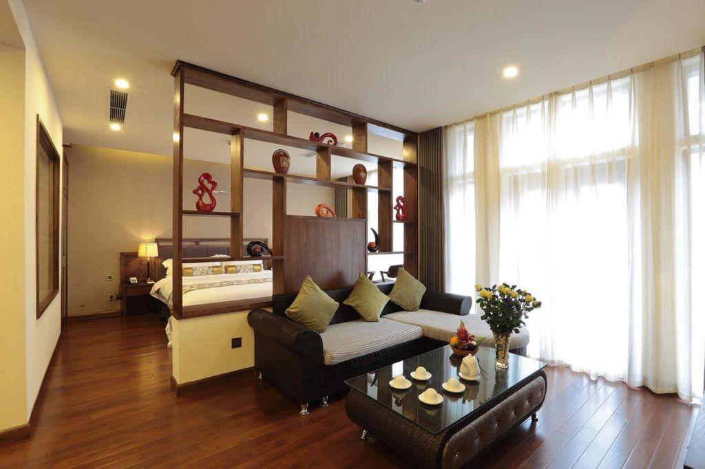 Phòng nghỉ tại Sapa Legend Hotel & Spa