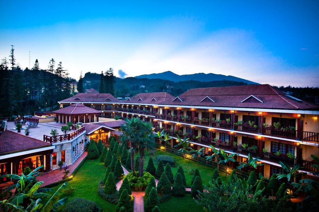 Toàn cảnh Victoria Sapa Resort & Spa