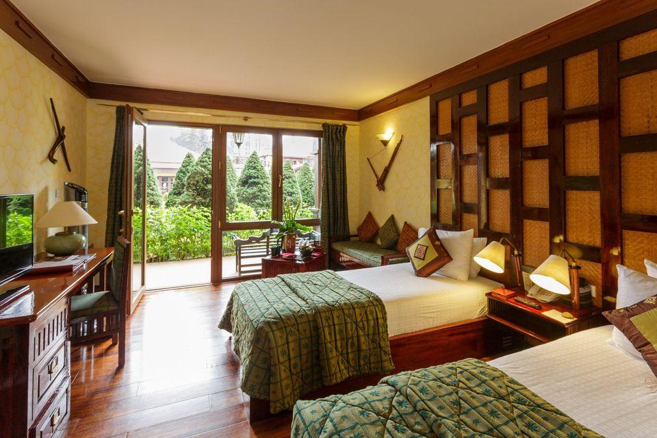 Phòng nghỉ tại Victoria Sapa