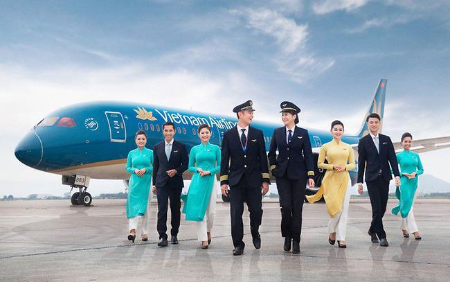Vietnam Airlines là hãng hàng không 4 sao được yêu thích - Nguồn ảnh: Internet