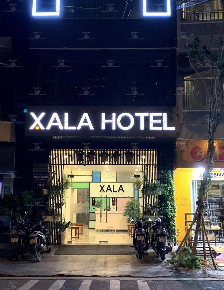 Bên ngoài Xala Boutique Hotel Nha Trang