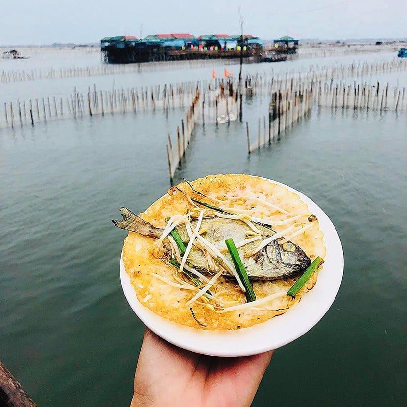 Bánh khoái cá kình. Hình: Sưu tầm