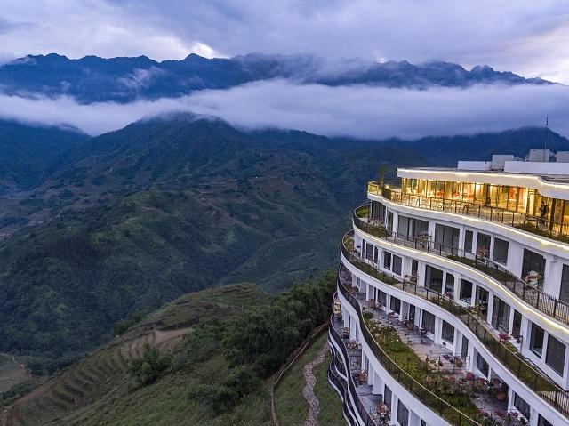 Vẻ đẹp tuyệt hảo của Khách sạn Pao's Sapa Leisure giữa quang cảnh núi non Sapa
