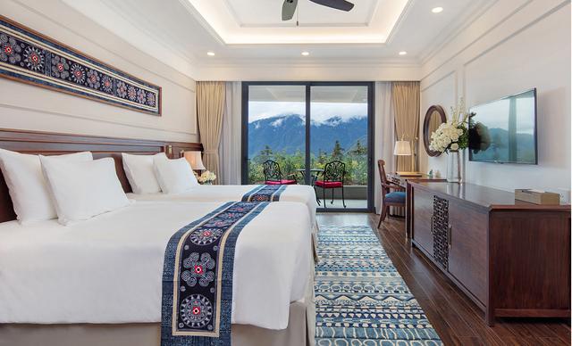 Du khách có thể lựa chọn 2 giường đơn
