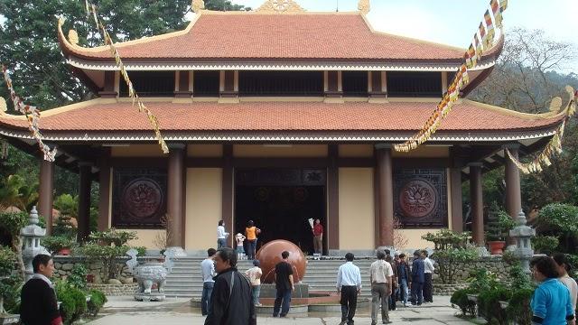 Những ngôi chùa mang đậm kiến trúc Phật giáo