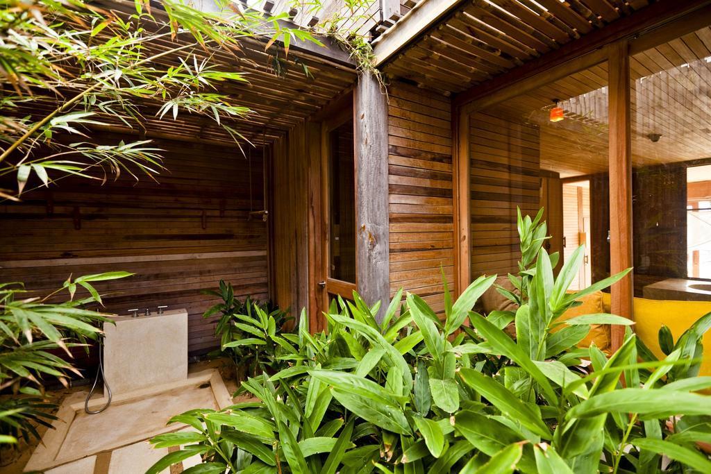Khu tắm và tận hưởng thư giãn, kết nối với thiên nhiên