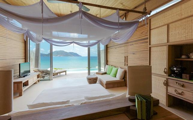 Không gian nghỉ dưỡng lý tưởng tại biệt thự cao cấp sát biển hồ bơi riêng
