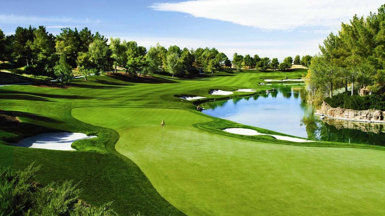 Sân golf đẳng cấp tại FLC Quy Nhơn Golf Links