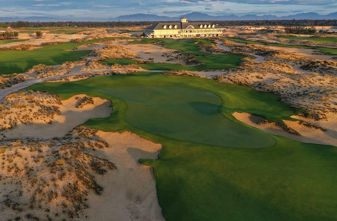Tuyệt tác kiến trúc của Hoiana Shores Golf Club