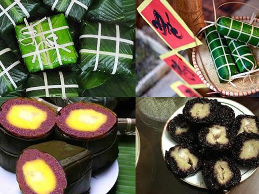 Bánh chưng đặc biệt của đồng bào Thái