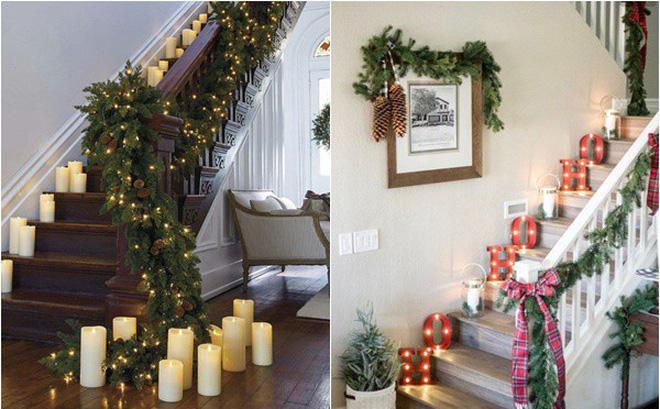 Bí quyết trang trí Noel phòng khách thật lộng lẫy