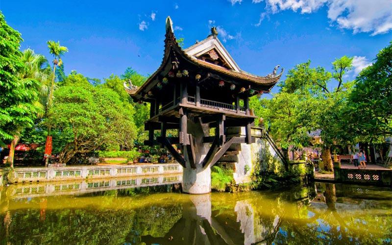 10 địa điểm du lịch tâm linh hấp dẫn ở Thủ đô Hà Nội
