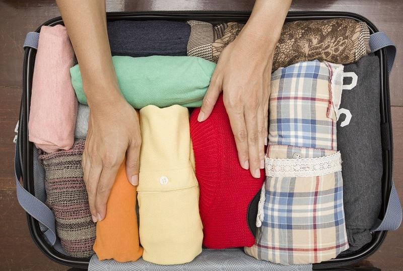Chuẩn bị quần áo dày và ấm vì Sapa mùa đông nhiệt độ rất thấp