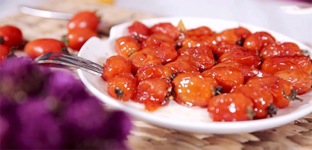 Mứt cà chua bi, đặc sản Đà Lạt được lòng du khách. Ảnh: Internet