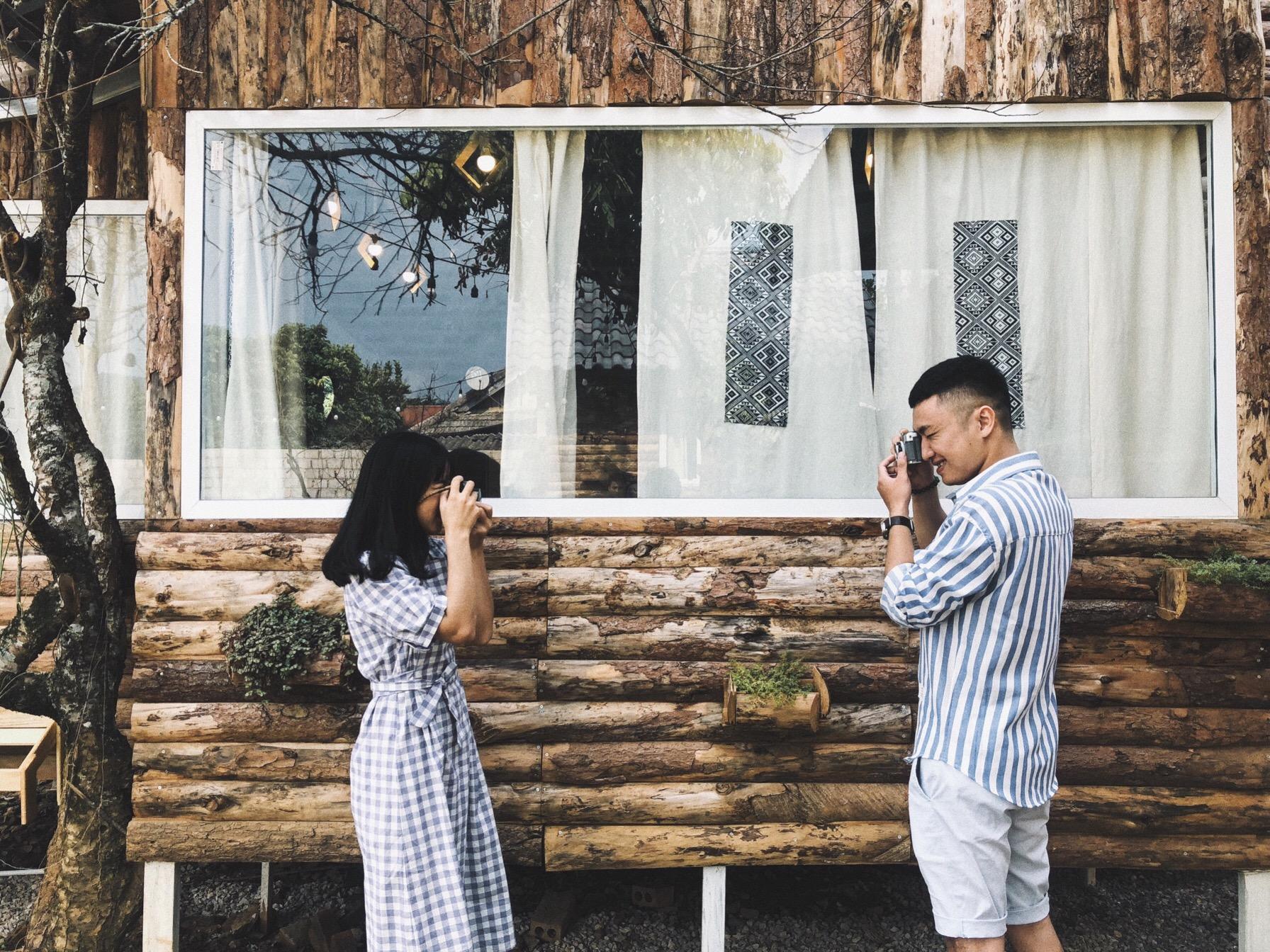 Mộc Châu còn có nhiều điểm lưu trú đẹp dành cho cặp đôi. Hình: Sưu tầm