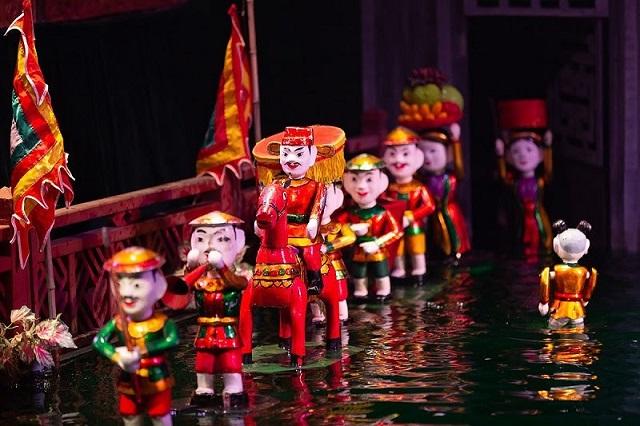 Nghệ thuật múa rối nước Việt Nam