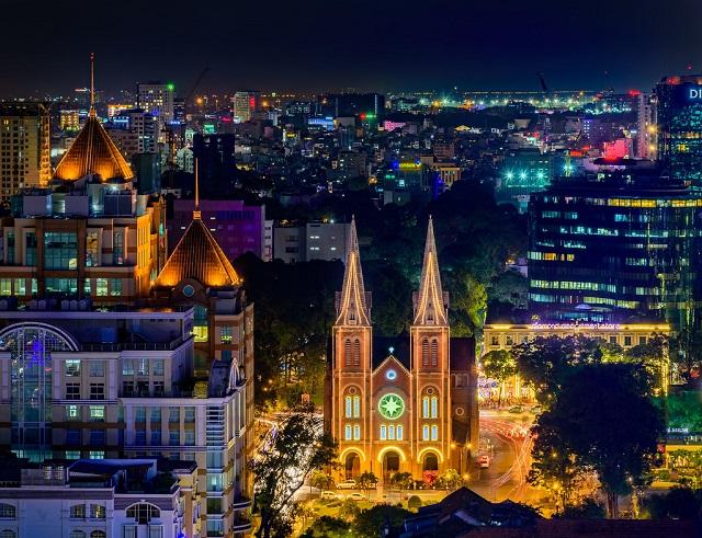 Cập nhật giờ lễ Noel 2020 các nhà thờ ở Hà Nội, Sài Gòn