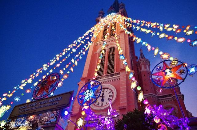 Nhà thờ Tân Định Sài Gòn