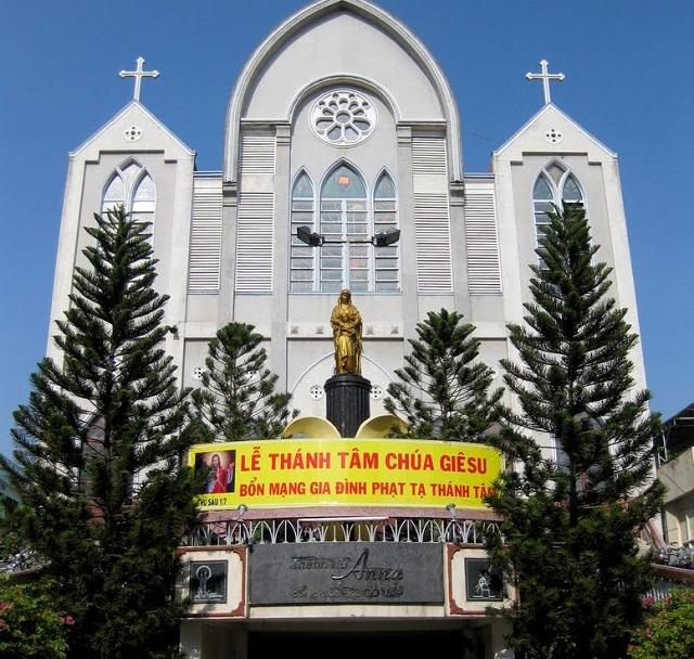 Nhà thờ giáo xứ Gò Vấp