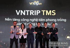 Vntrip ra mắt giải pháp số hóa toàn diện, tiên phong trong quản trị công tác và du lịch