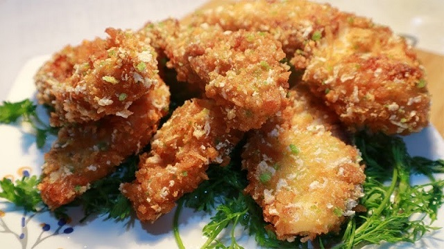 Cá tẩm bột chiên vàng giòn, hấp dẫn cho mâm cơm ngày Tết