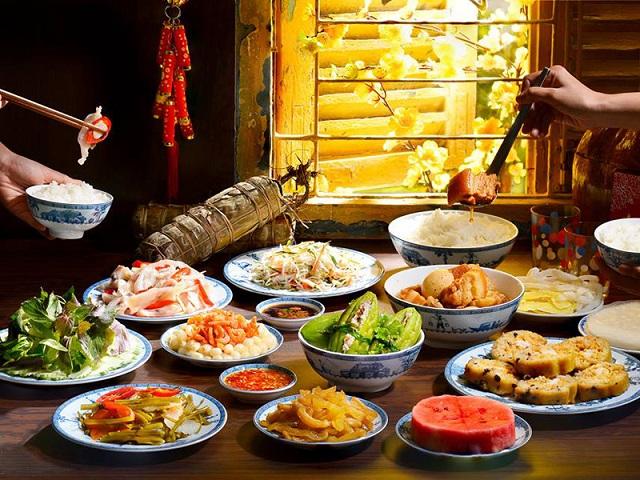 15 món ngon ngày tết lạ miệng cho gia đình Việt